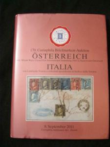CORINPHILA AUCTION CATALOGUE 2011 AUSTRIA & ITALY