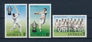 [58224] Antigua 1975 Cricket MNH