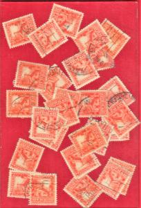 NEW ZEALAND SC# 206  LOT OF 25+ SEE SCAN