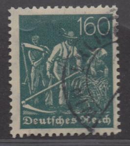 *Germany SC# 176 Used, FVF, Single