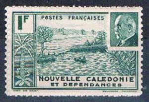 New Caledonia 216A MLH Marshal Petain (N0595)+