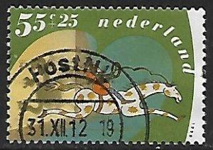 Netherlands - # B653 - Horse Riding - used....(P7)