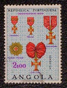 Angola Scott #535 used