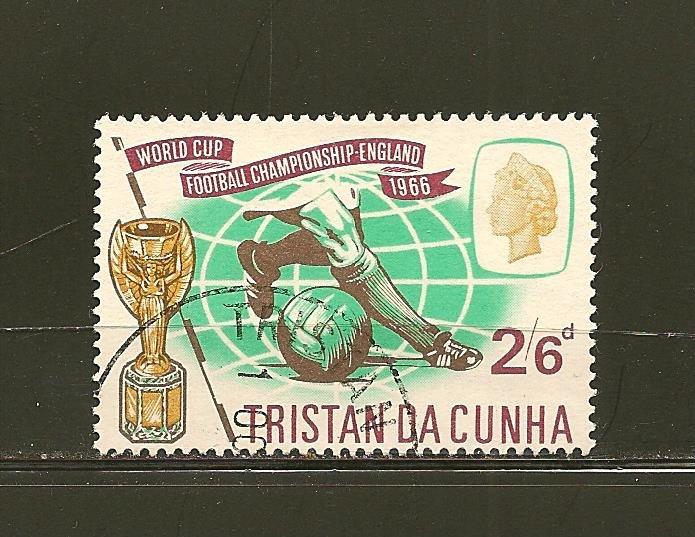 Tristan da Cunha 94  Used