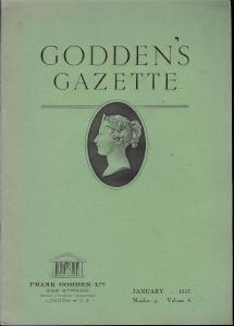 Godden's Gazette, Number 4, Volume 4,