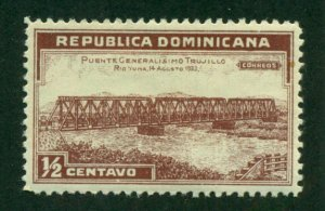 Dominican Republic 1934 #292 MH SCV (2020) = $0.70