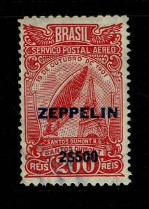 Brazil SC# C26 Used  - S7166