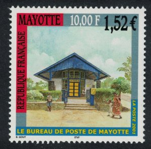Mayotte Mayotte Post Office SG#142