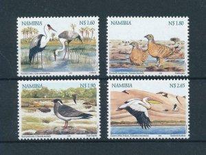 [102999] Namibia 1999 Birds vögel oiseaux  MNH