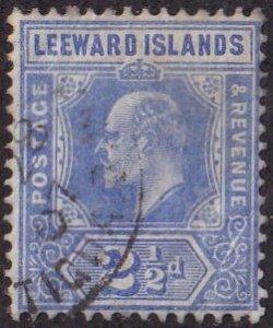 Leeward Islands #45 Used
