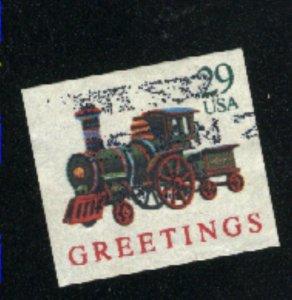 USA #2719  U   1992  PD