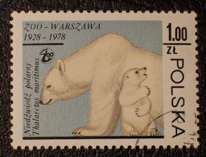 Poland Scott #2302 used