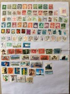 German 100+ stamps - Lot 2