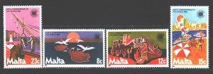 Malta. 1983. 676-79. Commonwealth Day. MNH.