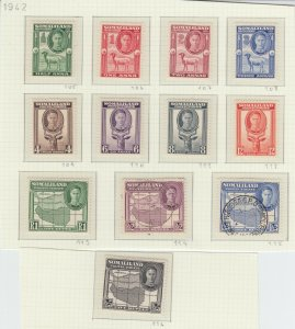 SOMALILAND MINT HINGED AND USED 96 - 107  SET OG * NO FAULTS VERY FINE!