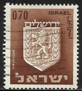 Israel 1965 Scott# 289 Used