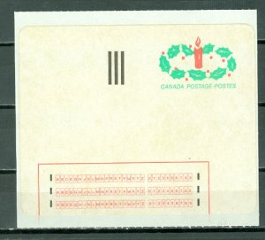 CANADA 1983 EXPERIMENTAL STICK N TIC  LABEL #1-ST.. MNH...$6.00