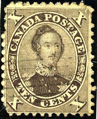 Canada #17b Used