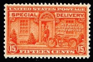 US STAMP REVENUE  BOB  #E16 15c 1927-31 Special Delivery MNH/OG