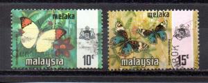 Malaysia - Malacca 78-79 used