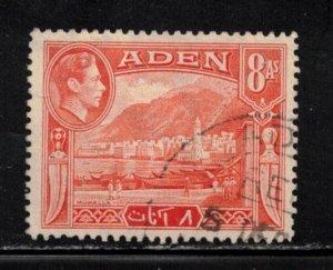 ADEN Scott # 23 Used - KGVI & View Of Mukalla