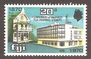 Fiji 303 Mint VF NH