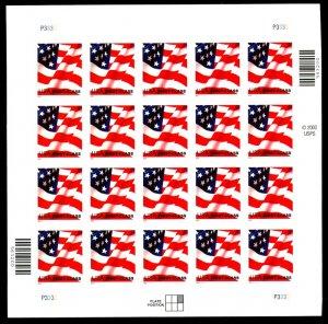 U.S. #3635a MINT BOOKLET PANE