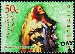 Australia. 2004 50c S.G.2348 Fine Used