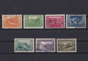 albania 1922 views stamps ref r13331