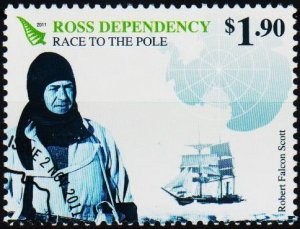 Ross Dependency. 2011 $1.90 Fine Used