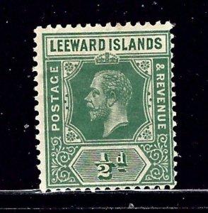 Leeward Is 47 Used 1912 issue    (ap1857)