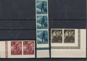 Croatia MNH Imperf Stamps Blocks  Ref: R6560