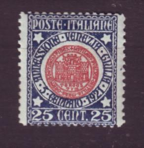 J20300 jlstamps 1921 italy mh #131 seal