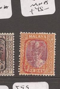 Malaya Jap Oc Perak 30c red chop SG J200c MNH (9avq)