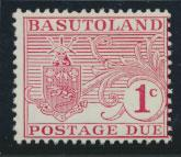 Basutoland  Postage Due  SG D3 Mint / maybe MUH see details