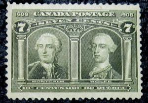 CANADA 100 FVF Mint Fresh