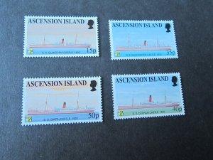 Ascension Islands 1999 Sc 72-723 set MNH