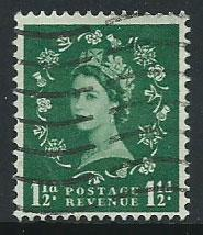 Great Britain SG 563