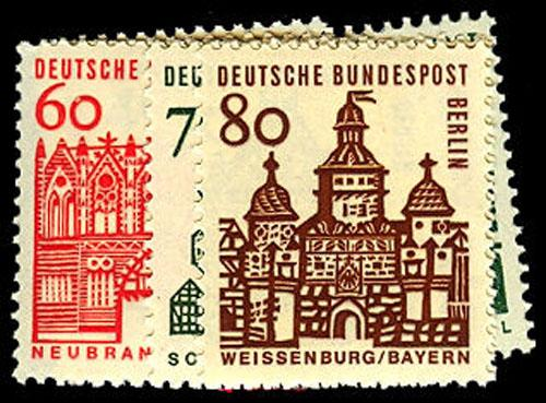 BERLIN 9N215-22  Mint (ID # 40487)