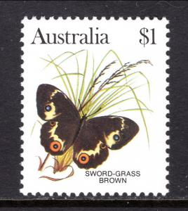 Australia 880 Butterfly MNH VF