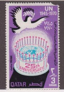 Qatar 228 United Nations 1970