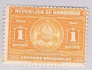 Honduras Arms 1c (AP120128)