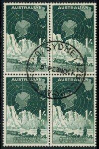 Australian Antarctic Territory Scott L3 Used.