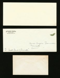 Embossed Envelopes Missing Color Errors 1c U92 Type 3 items