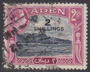 Aden 44 Used CV $3.50