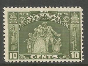 CANADA  209  MNH,  UNITED EMPIRE LOYALISTS
