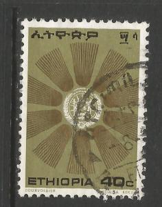 ETHIOPIA 796 VFU Z6047