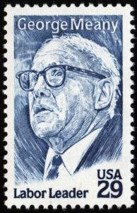 SC#2848 29¢ George Meany Single (1994) MNH