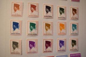 INDONESIA   B165-79  MLH