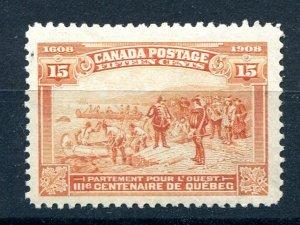 Canada #102 Mint VF   - Lakeshore Philatelics